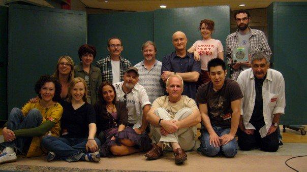 Canadia 2056 Cast and Crew